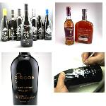 CORPORATE GIFTS, EMPLOYEE APPRECIATION. Custom bottle engraving, custom bottle etching