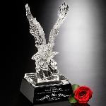 Crystal eagle trophies and awards atlanta