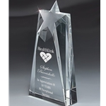 Stars and Diamonds Awards, trophies, plaques, name badges